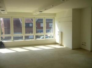 Dieser Raum sah so kahl irgendwie doch schon ausbaufähig aus....